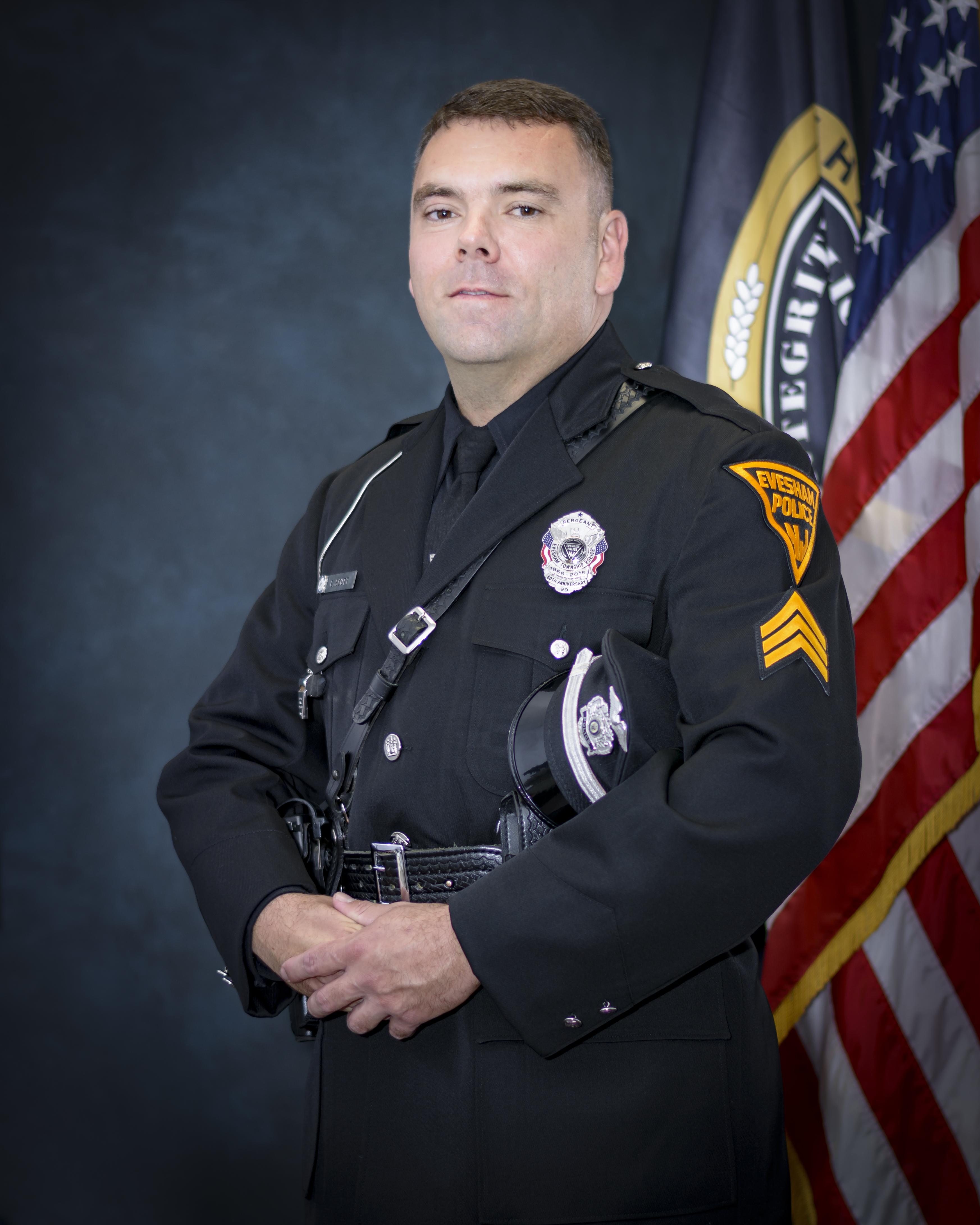 Patrol Bureau Commander - Platoon C/D - Lieutenant Carl Scutt