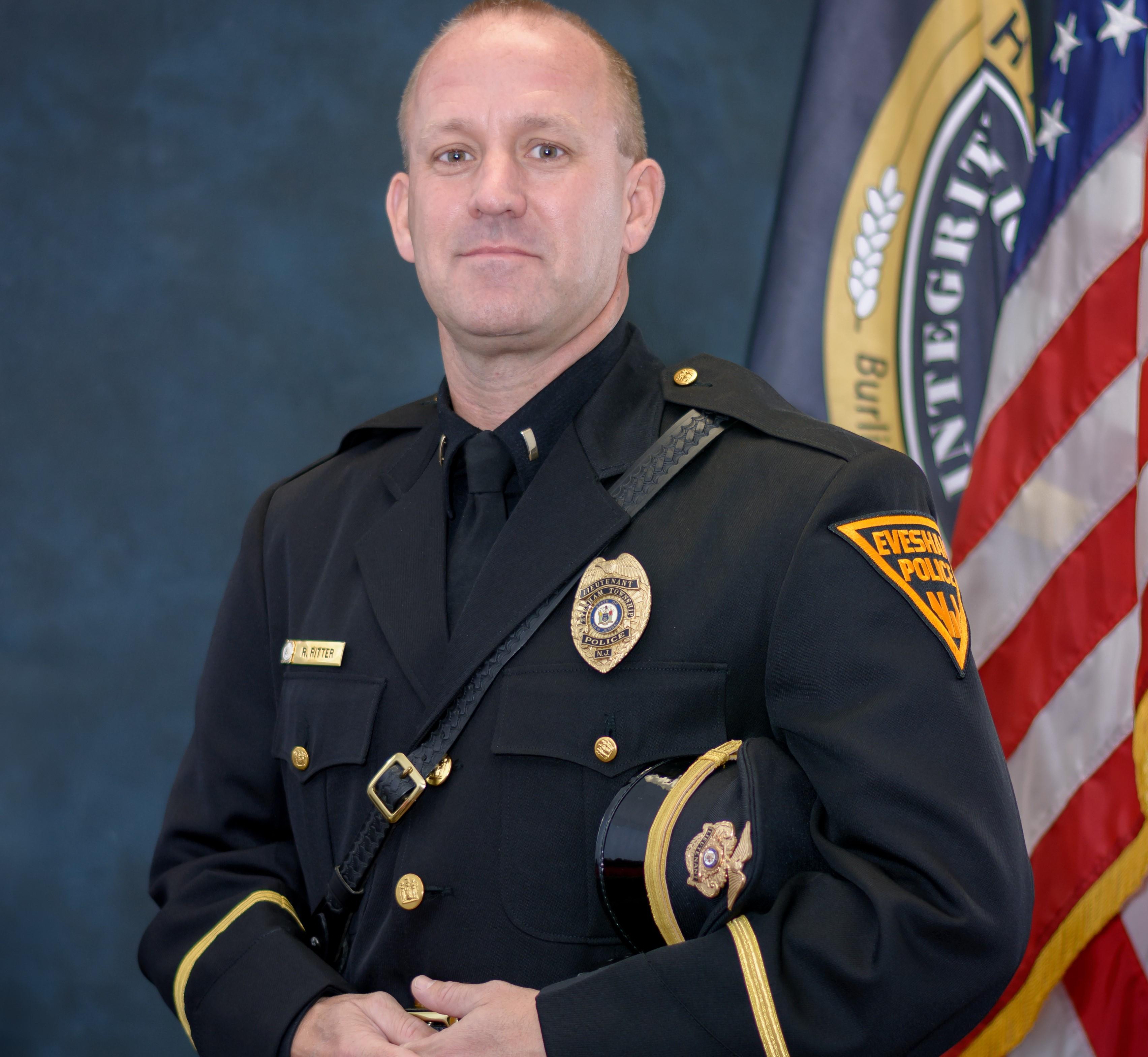 Support Services Bureau Commander - Lieutenant Ronald Ritter